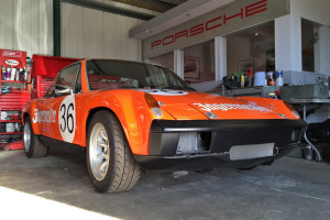 DSD Motorwerks Porsche 914-6 project essex 2