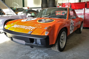 DSD Motorwerks Porsche 914-6 project essex