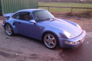 DSD Motorwerks Porsche 964 Turbo engine rebuild essex 3