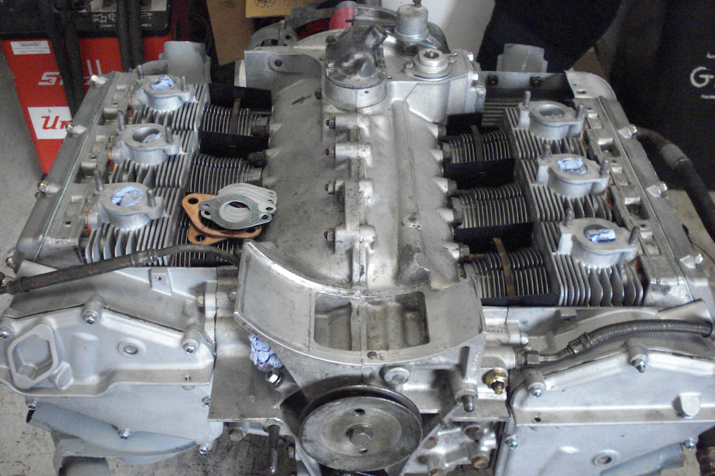 Air,cooled Classic Porsche 911 Engine Rebuild , DSD Motorwerks