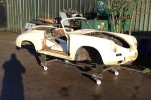 DSD Motorwerks Porsche 356 restoration Essex 2