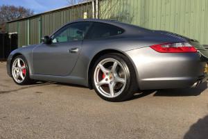 DSD Motorwerks Porsche service Essex