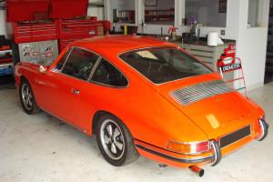 DSD Motorwerks classic Porsche 912 engine rebuild Essex 10