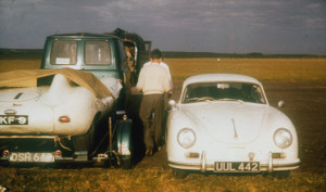 DSD Porsche Essex Jim Clark 356 barn find 1