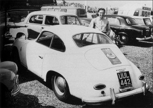 DSD Porsche Essex Jim Clark 356 barn find 2